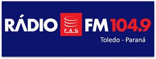 Rádio FAG FM 104,9 de Toledo PR