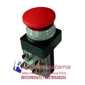 Jual Push Button Midel Jamur Type PB3011M di Banjarmasin