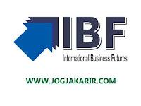 Lowongan Kerja PT International Business Futures Branch Yogyakarta Oktober 2021