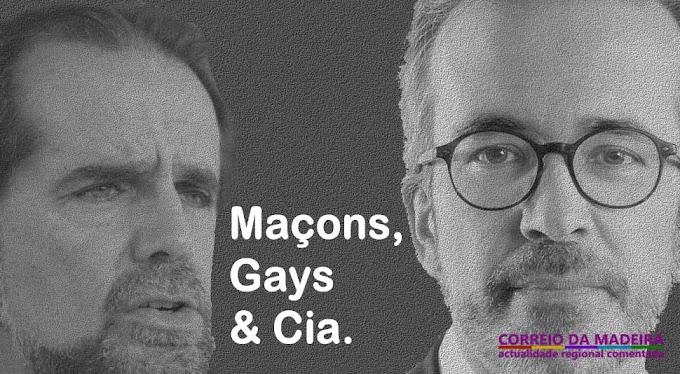 Maçons, Gays & Cia