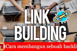 Cara pasang backlink di blogger