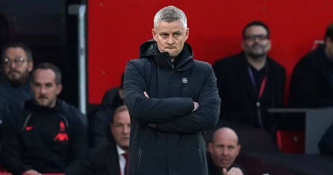 Ole Gunnar Solskjaer might not be in charge of United next against Tottenham