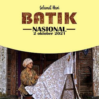 gambar poster selamat hari batik nasional 2021 - kanalmu