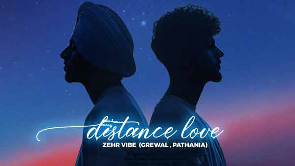 zehr vibe distance love lyrics genius