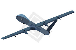 drone buatan israel, hermes, heron