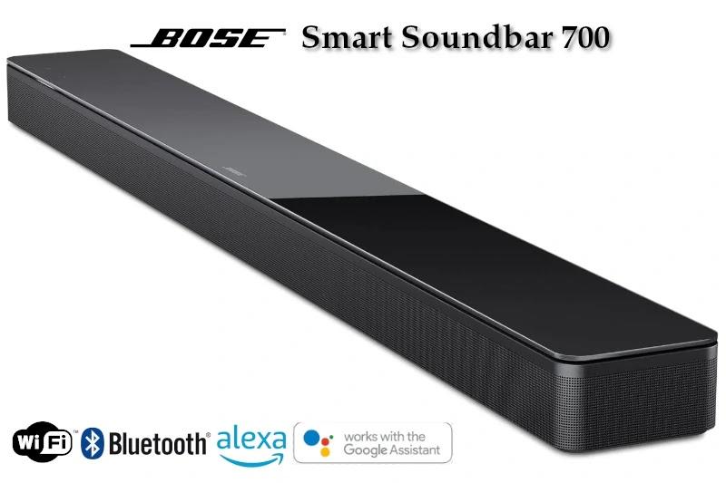 Best Soundbar Without Subwoofer, Bose Soundbar Smart 700
