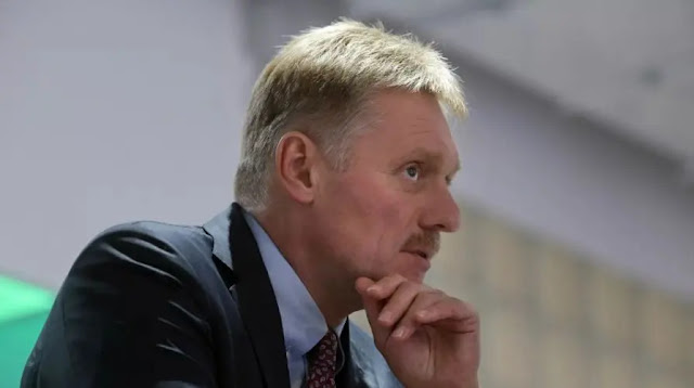 Kremlin spokesman Dmitry Peskov. Photo: Sputnik
