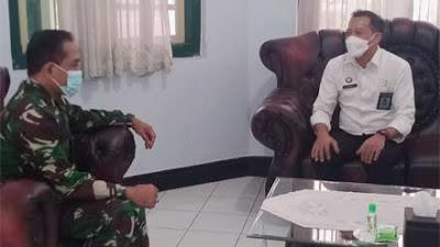 LPKA Kutoarjo Perkuat Sinergi dengan Kodim 0708 Purworejo