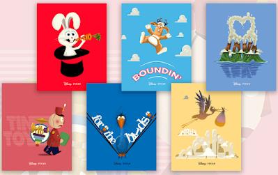 New York Comic Con 2021 Exclusive Pixar Giclee Print Series by Raid71 x Bottleneck Gallery x Disney