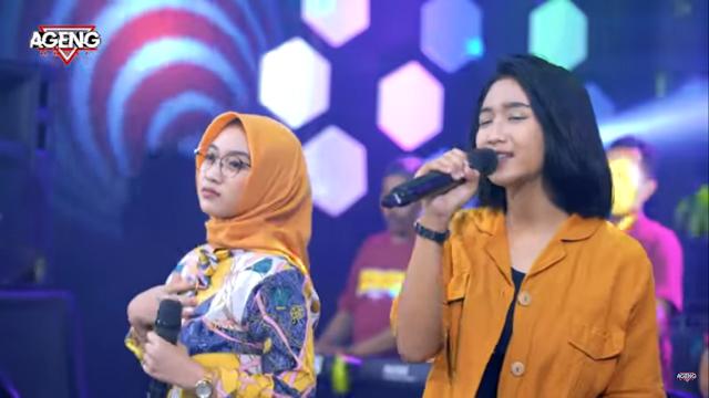 Lirik Lagu Bidadari Cinta Adibal - Duo Ageng (Indri x Sefti) ft Ky Ageng Cak Met