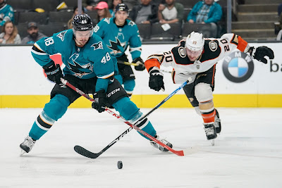 Projecting the San Jose Sharks' Opening Night Roster