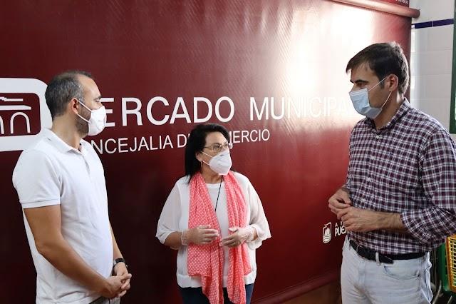 """El Partido Popular de Puerto del Rosario reclama al alcalde que se rehabilité """"ya"""" el Mercado Municipal"""
