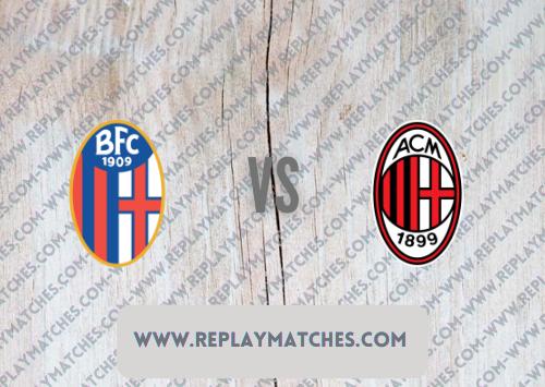 Bologna vs AC Milan Full Match & Highlights 23 October 2021