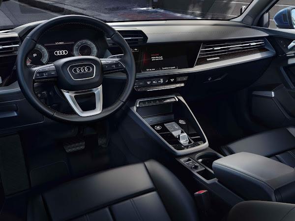 Audi A3 Sedan 2022 começa a ser vendido nos EUA - fotos e preços