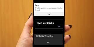 Cara Mengatasi video Tidak Bisa Diputar di Google Drive HP