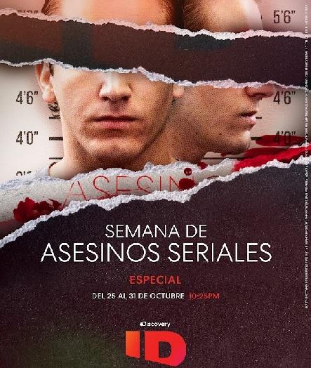 Investigation Discovery: Semana de Asesinos Seriales