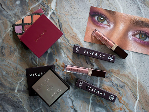 Make-Up Look mit Viseart Paris