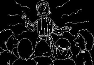 Sermão para Culto Infantil: Festa no Céu!  Lucas 15:10