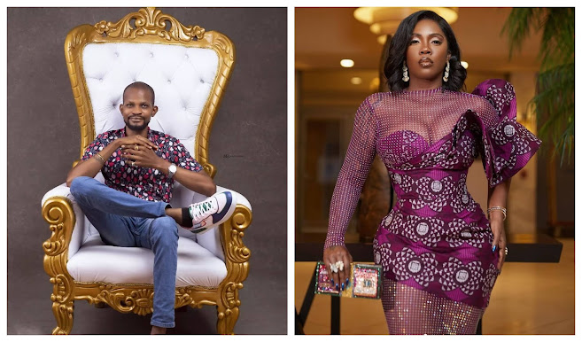 At 41 others are celebrating their wedding anniversary, You are talking about tape- Uche Maduagwu drags Tiwa Savage over leaked tape