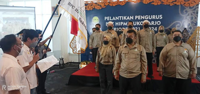 BPC HIPMI Sukoharjo Siap Dukung Pemulihan Ekonomi di Tengah Pandemi