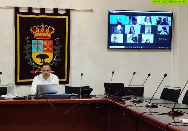 El pleno de Breña Alta aprueba líneas de subvención a su tejido empresarial por valor de medio millón de euros