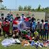 Fundación Asistiendo Estudiantes dota de equipos deportivos niños y adolescentes de escasos recursos