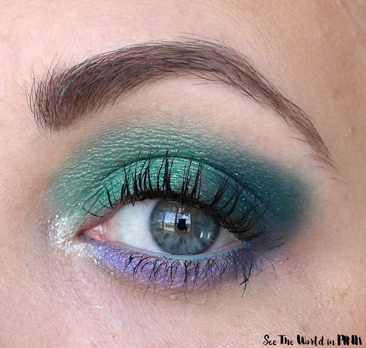 Sydney Grace x Temptalia Quintessence Light Eye Palette