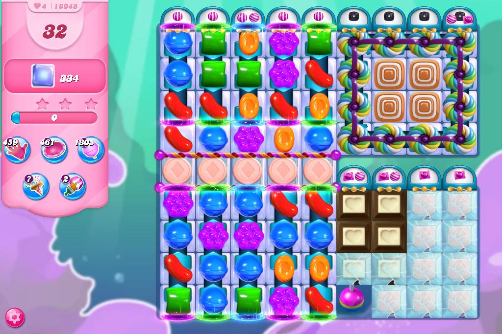 Candy Crush Saga level 10048