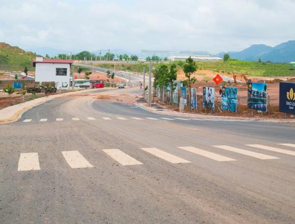 hình ảnh thực tế dự án Bảo Lộc Capital Lộc Sơn, Tp Bảo lộc