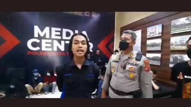 Video Klarifikasi Mahasiswa yang Di-smackdown Diduga Direkayasa, SETARA: Ingin Menutupi Praktek Kekerasan