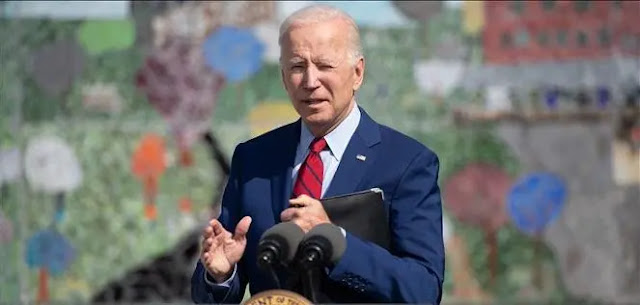 US President Joe Biden speaks in Washington, DC on September 10, 2021. Photo: AFP
