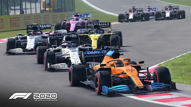 Imagem do F1 2020