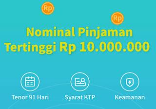 cash maju pinjaman online