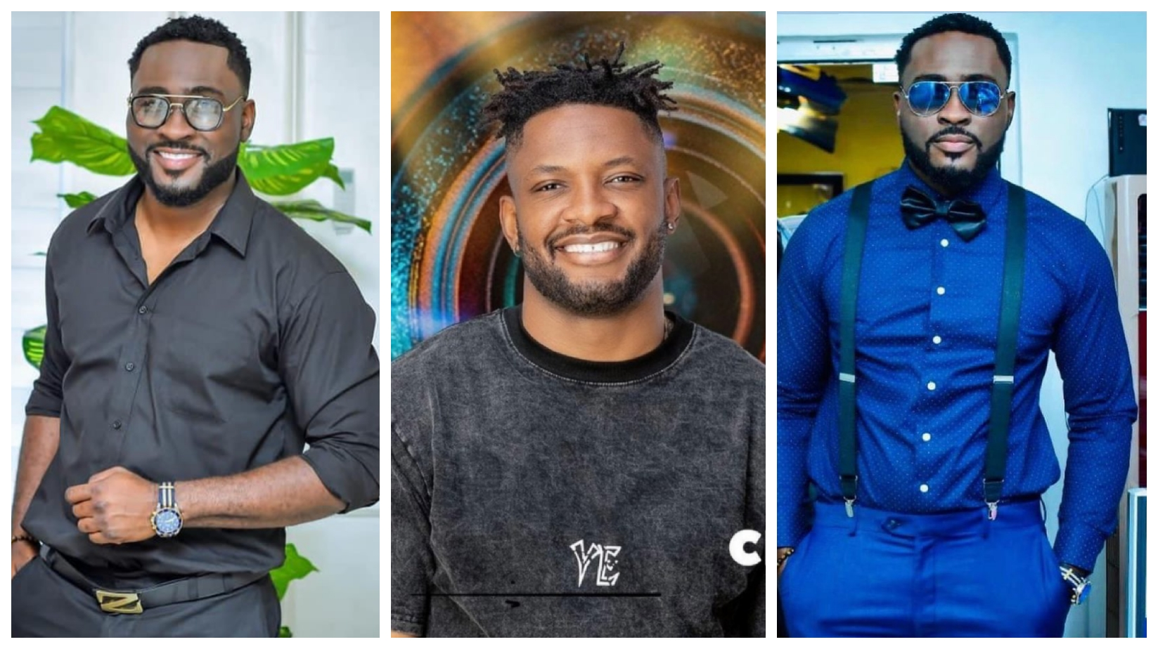 BBNaija: I dreamt that we had a white party and someone brought in a gun - Pere tells Cross