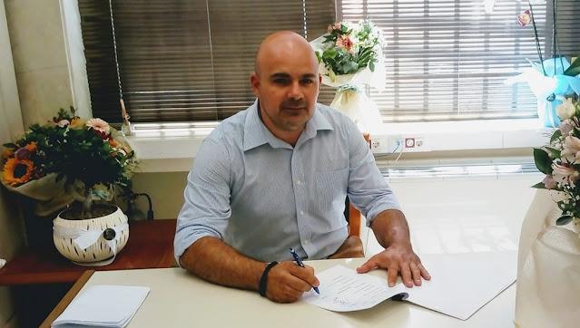 Ξάνθη: H Πυροσβεστική απεγκλώβισε τον Πρόεδρο της Σταυρούπολης
