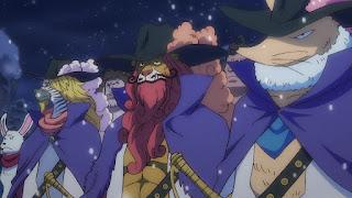 ワンピースアニメ 994話 ワノ国編 | ONE PIECE 全力のシシリアン