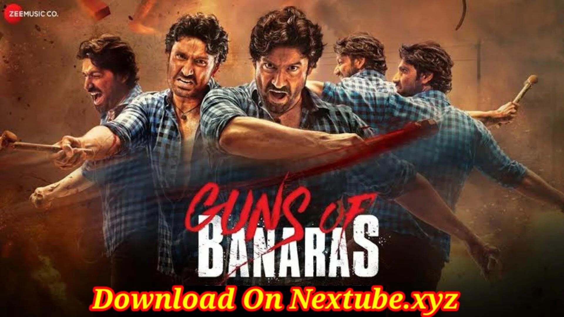 Guns of Banaras Full movie download 480p Filmyzilla