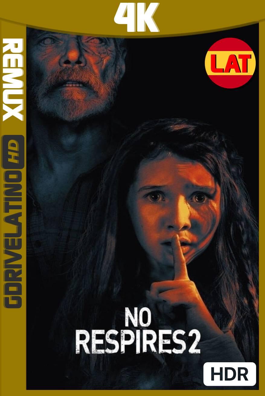 No Respires 2 (2021) BDRemux 4K HDR10 Latino-Ingles MKV