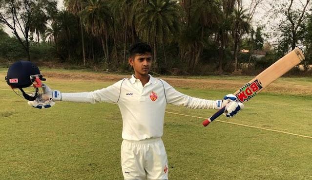 रविंदर फागना अकादमी सोहना ने रजनीश अकादमी  को 137 रन से हराया,समीर चमके