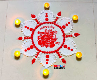 Rangoli Designs For Sankranthi