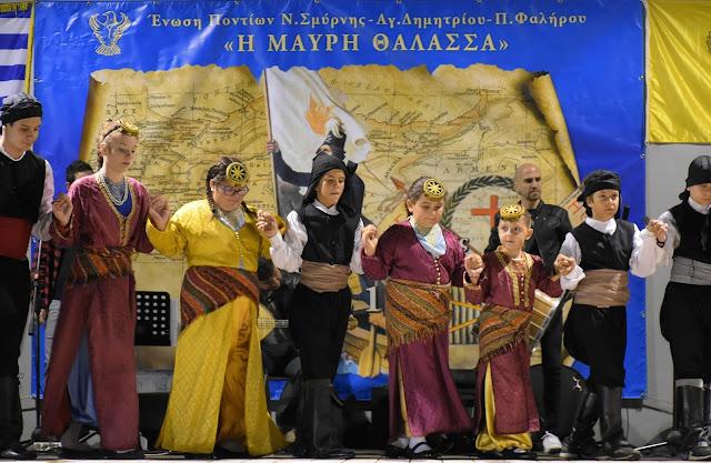 """Τη συνεισφορά των Ελλήνων του Πόντου στην επανάσταση του 1821, είχαν ως επίκεντρο οι εκδηλώσεις της """"Μαύρης Θάλασσας"""""""