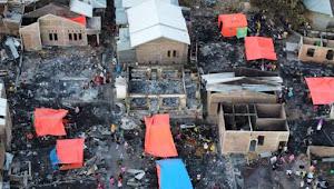 Pembangunan Hunian Korban Kebakaran, Butuh Anggaran Miliaran | SorotNTB