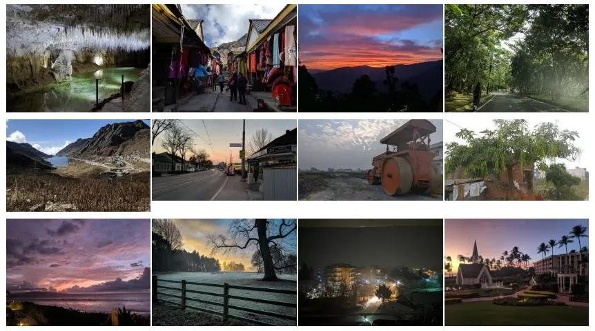 صور جوجل كاميرا على هاتف Oppo
