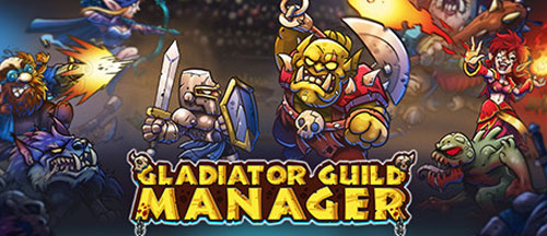 New Games: GLADIATOR GUILD MANAGER (PC) - Strategic Battle Sim - Early Access