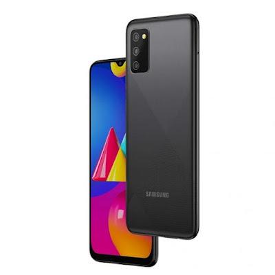 Screenshot Samsung Galaxy M02s