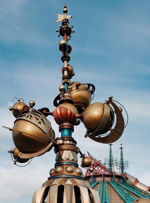 Discoveryland Disneyland Paris