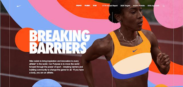 Nike company purpose