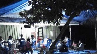 Heboh, Warga Lingkungan Jawaro Datangi Rumah Elzaki Malam-Malam