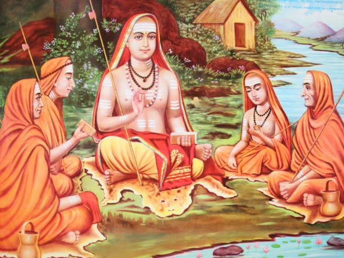 Yati Panchakam - Written by Adi Sankaracharya
