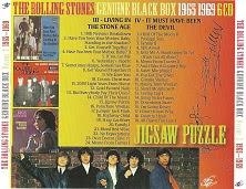 Rolling Stones - Genuine Black Box    ...  1961-1974 - Volume 1 - 6  +  COVER ART